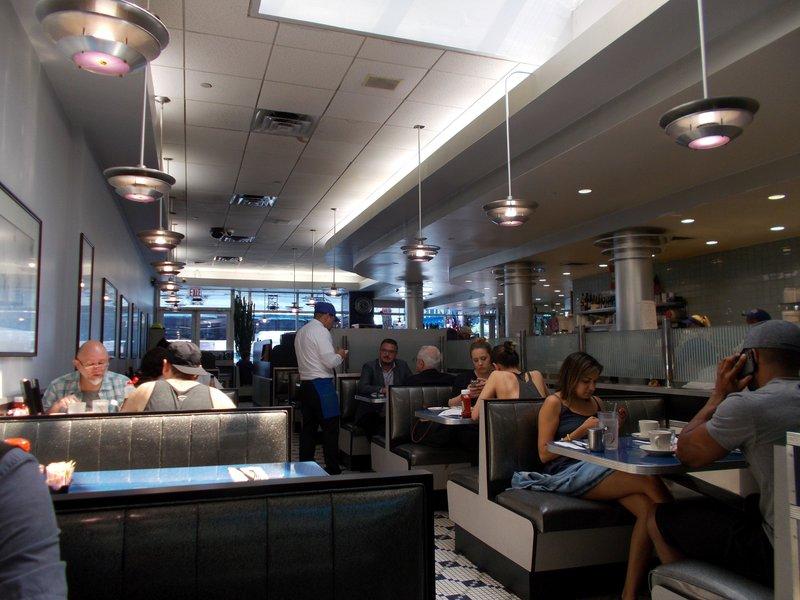 The Starlight Diner.