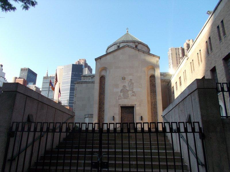 The Armenian Church.