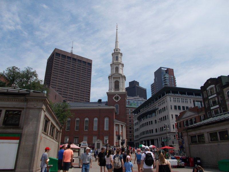 Park Street Church.