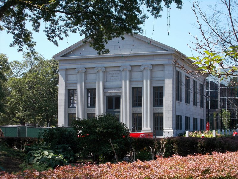 Quincy City Hall.