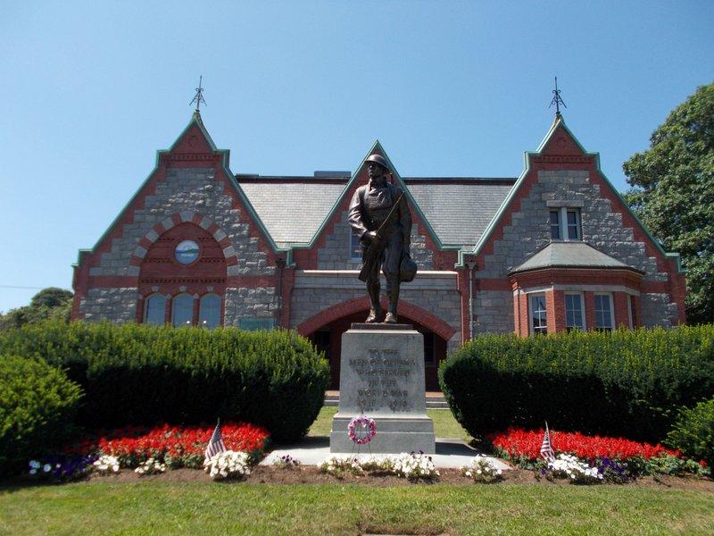 The Adams Academy.