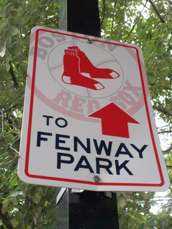Fenway Park.