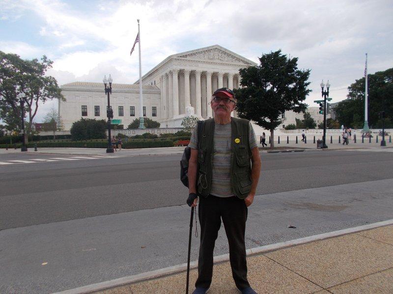 The U.S Supreme Court.