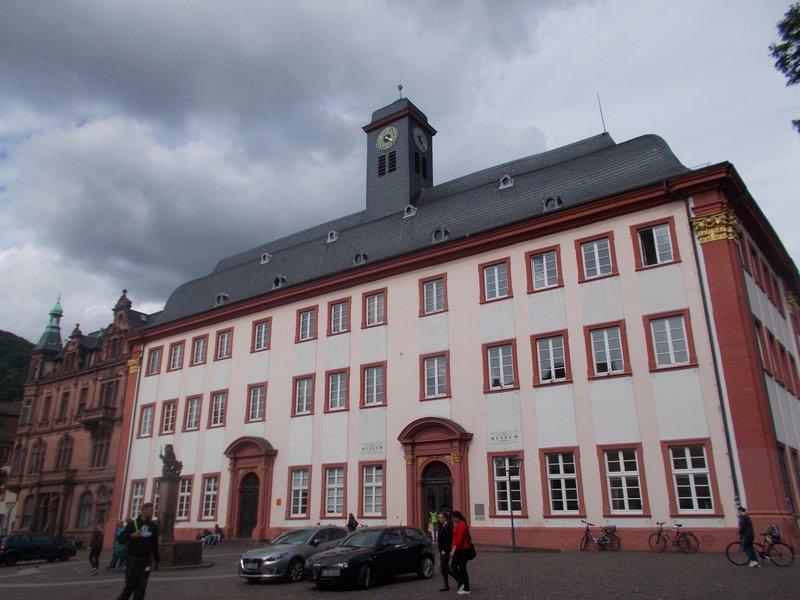 Old Heidelberg University.