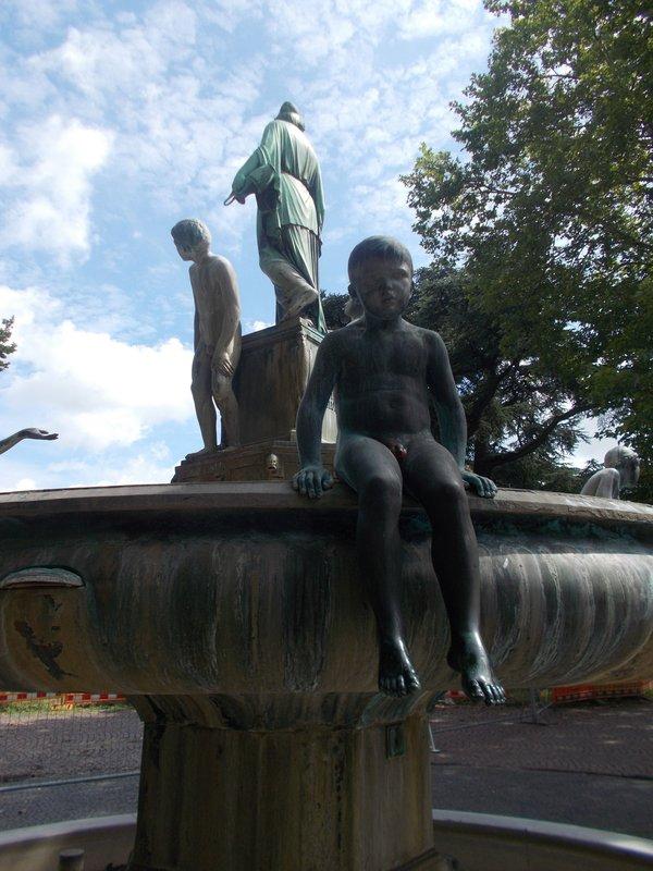Hygeia Fountain.