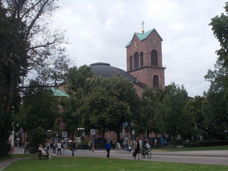 St Stephen's Church.