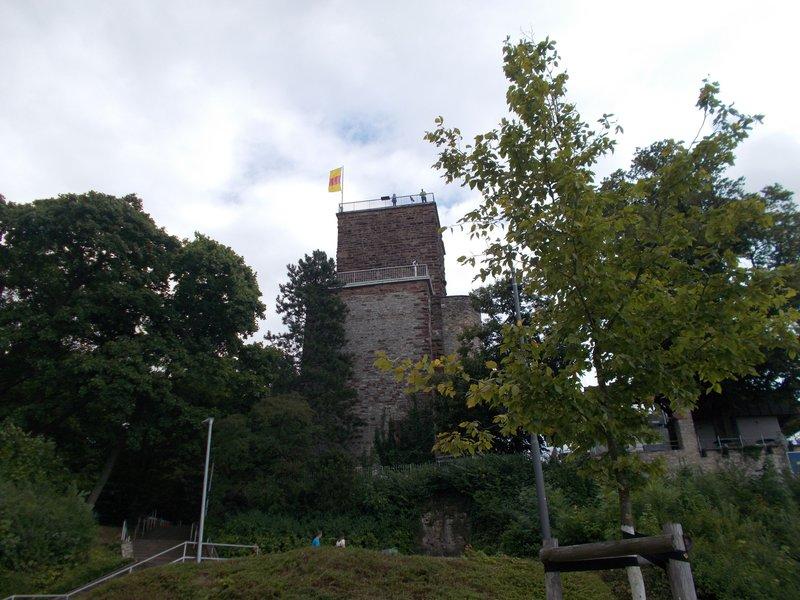The Turmberg Tower.