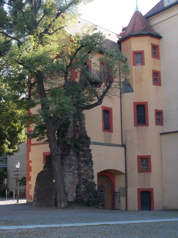 Karlsburg Castle.