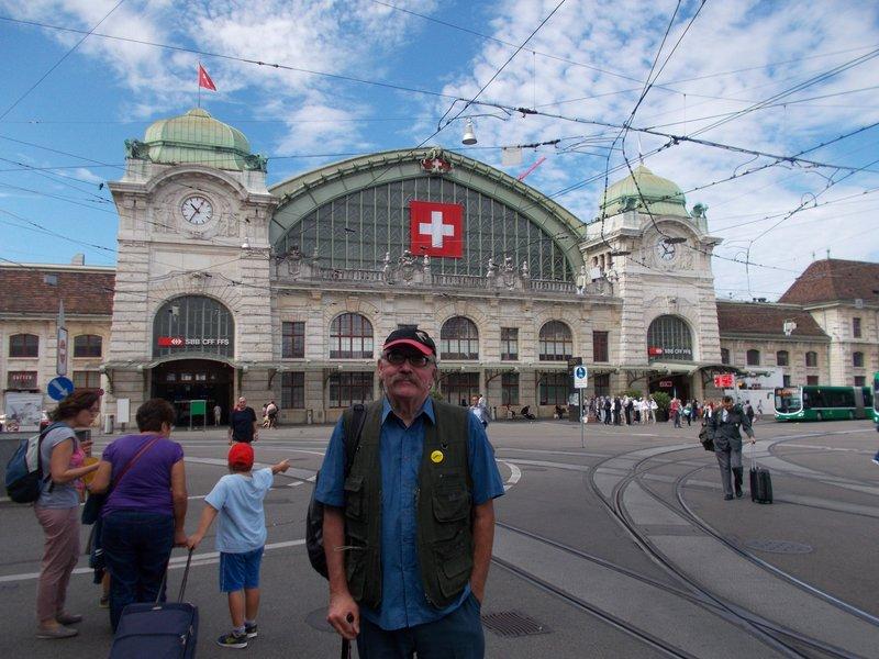 Basel Station.