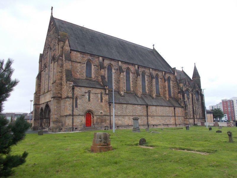 Govan Old Church.