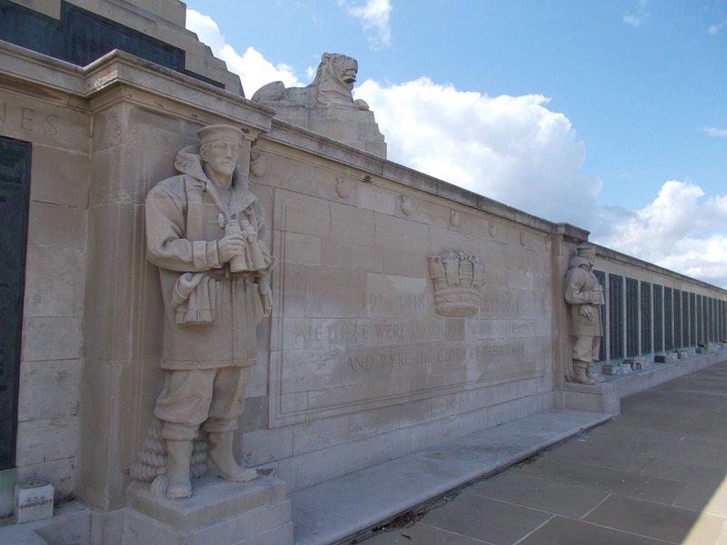 Portsmouth Naval Memorial.