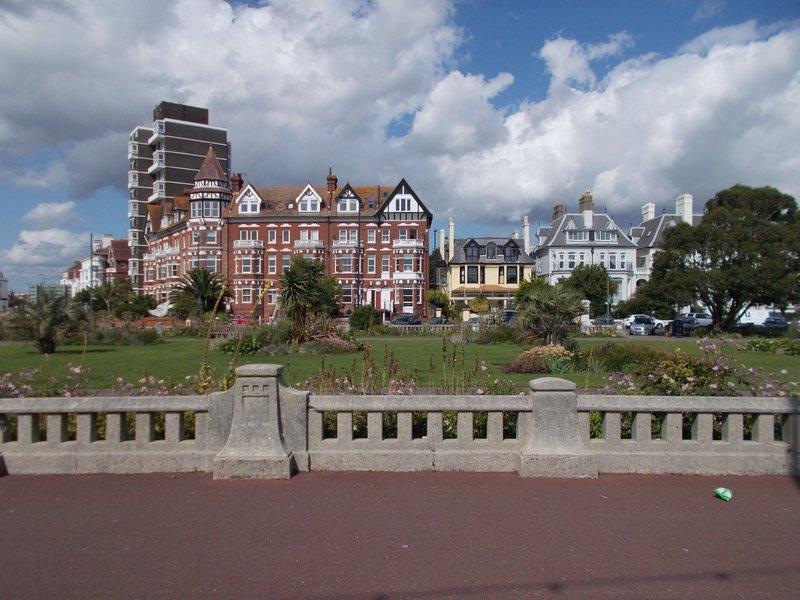 Southsea Parade Gardens.