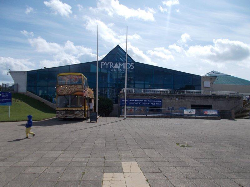 Pyramids Centre.