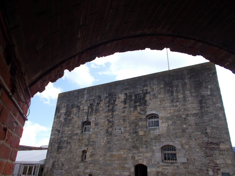 Southsea Castle.