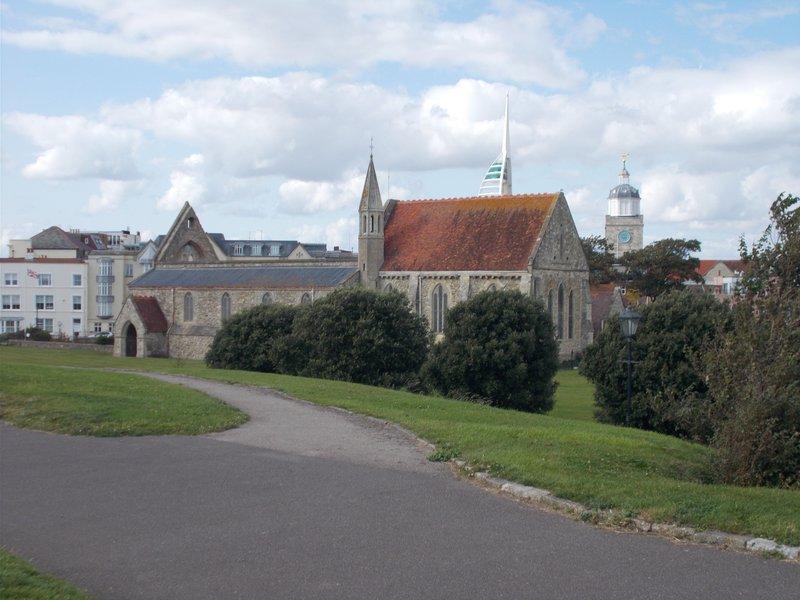 The Royal Garrison Church