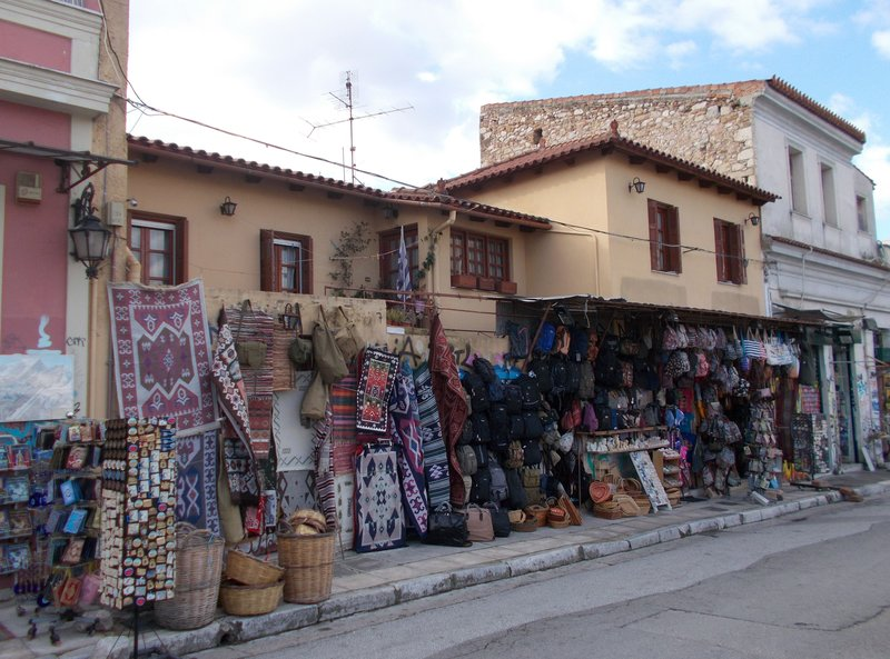 Souvenir Shops.