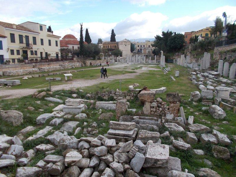 Roman Agora.