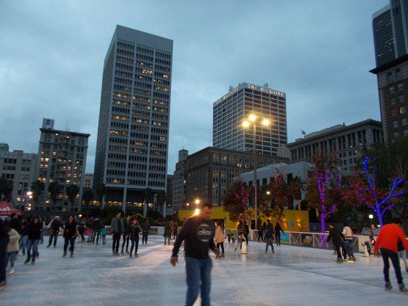 Pershing Square.