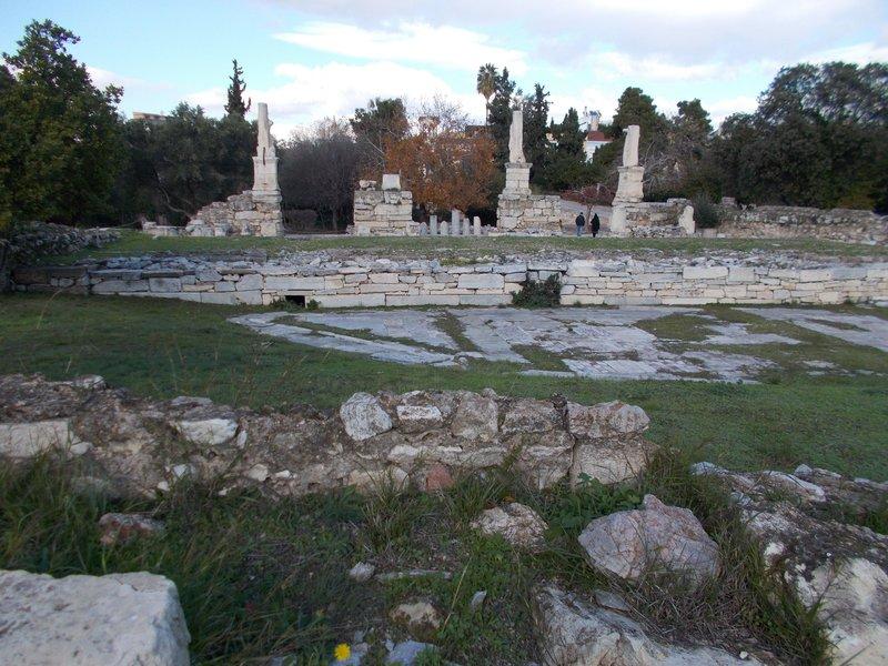 Odeon of Agrippa.