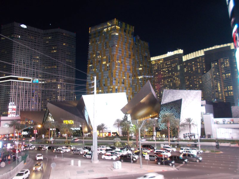 Las Vegas Strip.