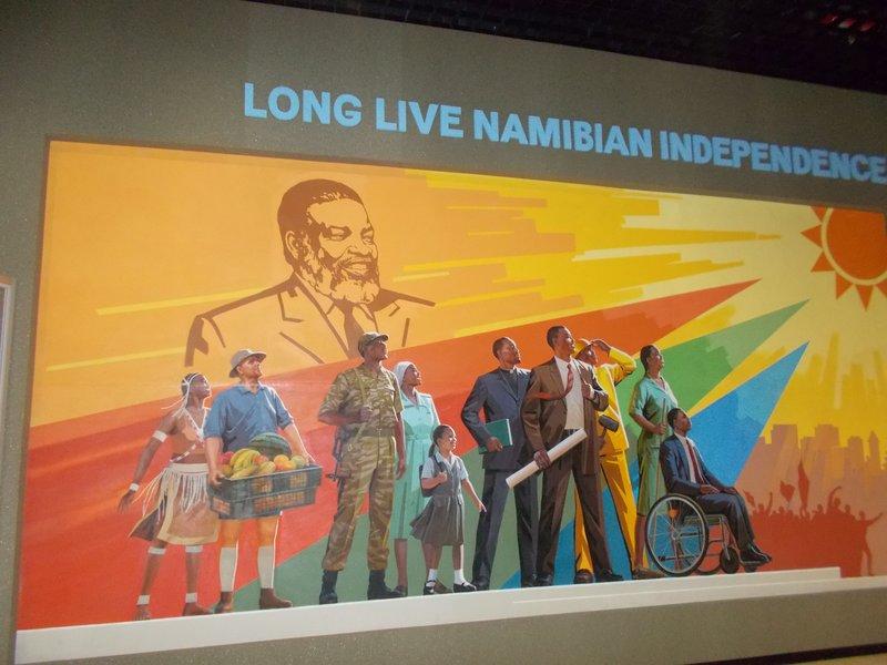 Namibian Independence.