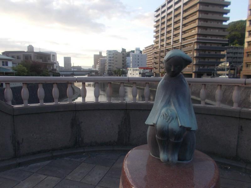 Children Statues.
