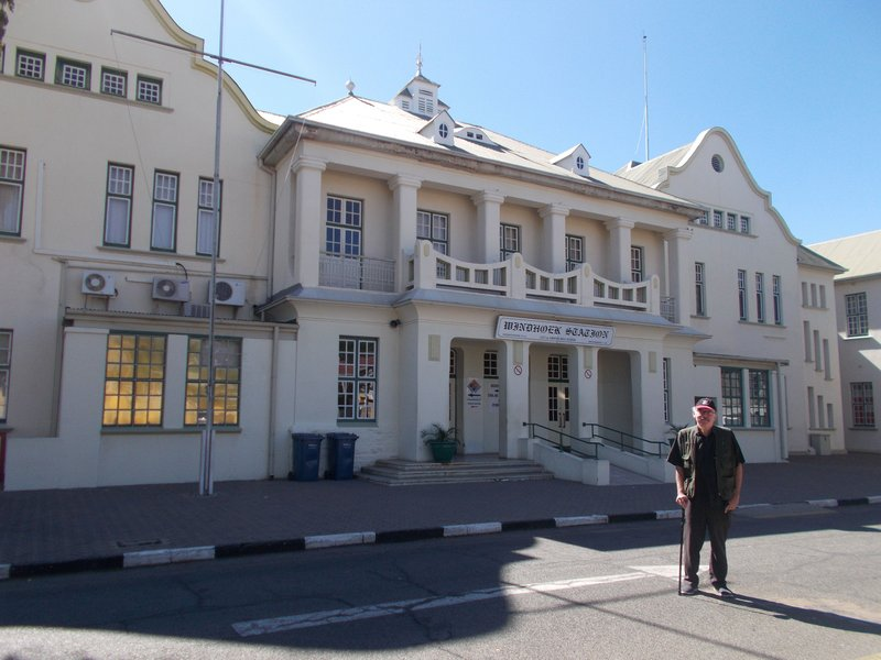 Windhoek Station.