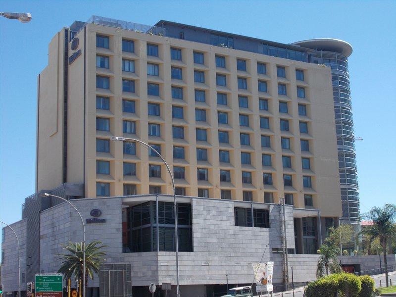 Bye bye Hilton, Windhoek.
