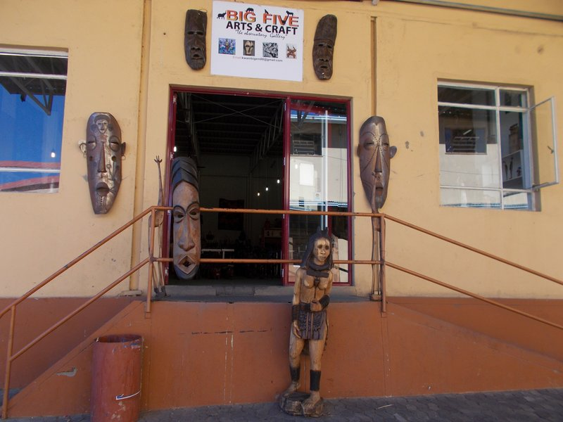 Namibian Craft Centre.