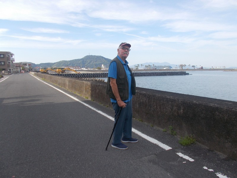 The Seafront.