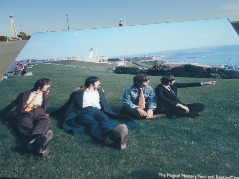 Beatle Bums.