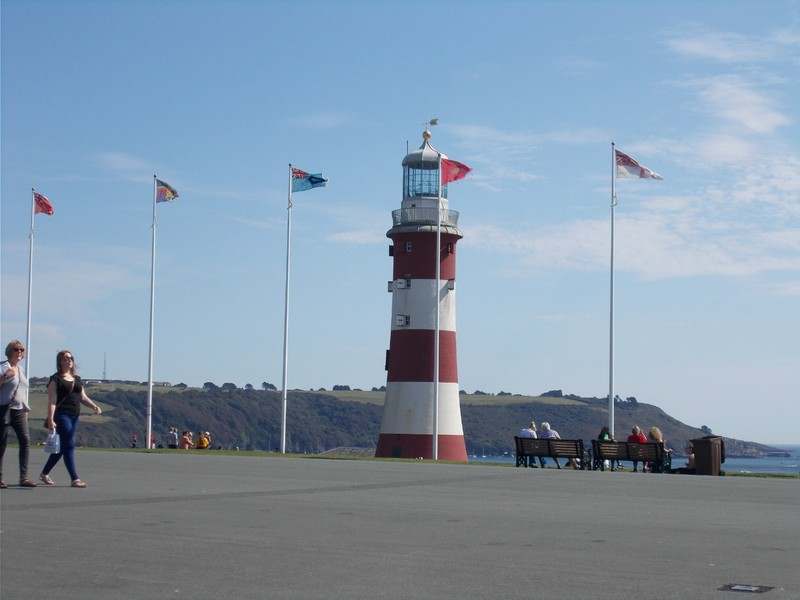 Smeaton's Tower.
