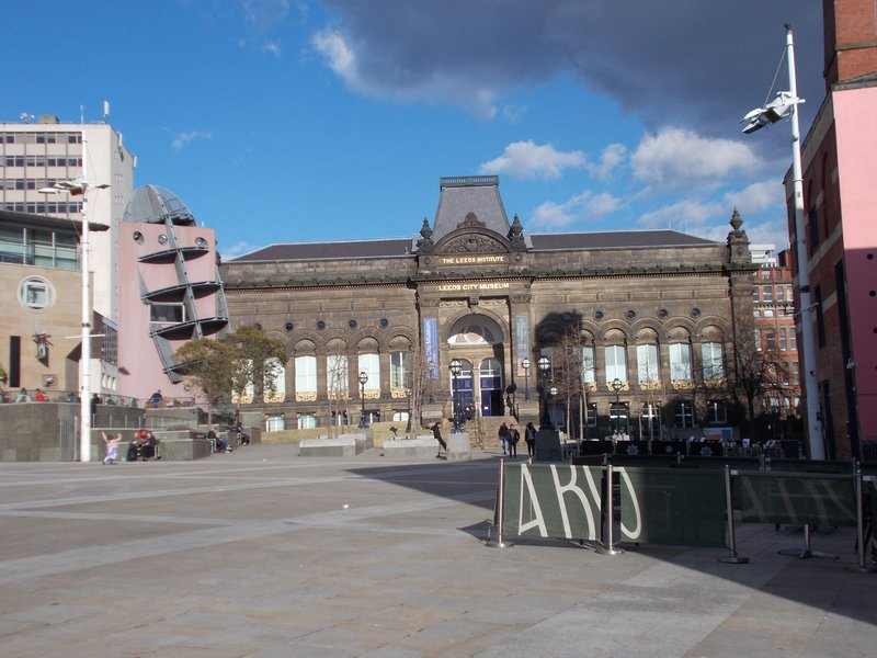 Leeds City Museum.