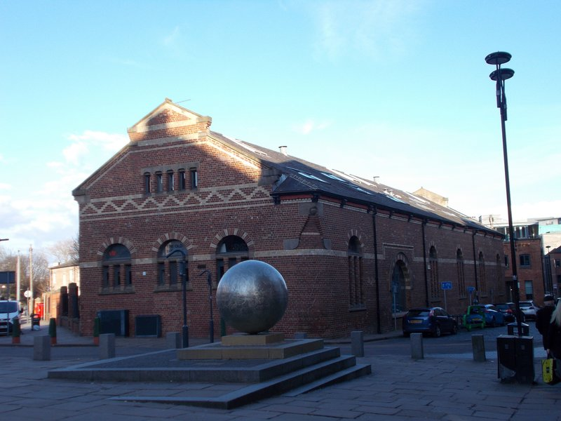 The Old Brewery.
