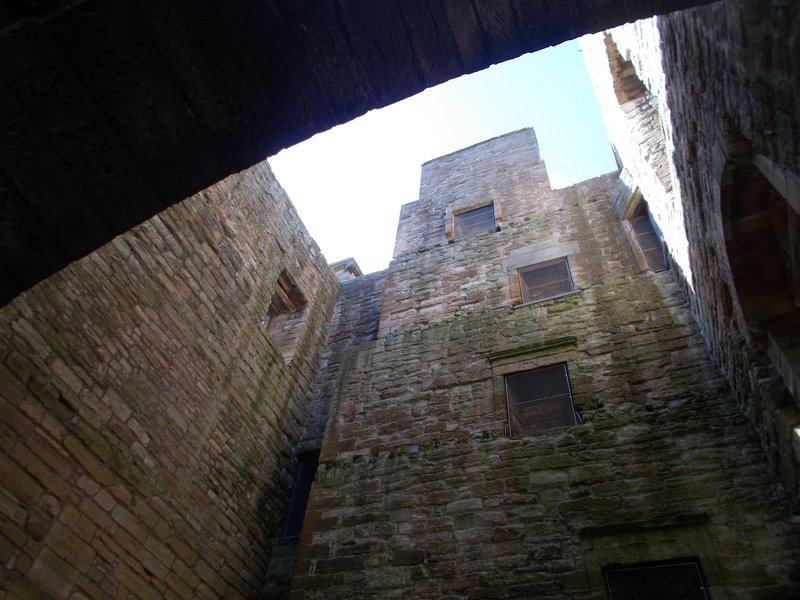 Linlithgow Palace.