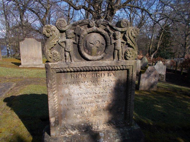 Beautiful gravestone.