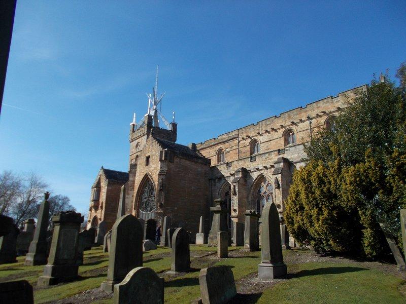St Michael's Church.