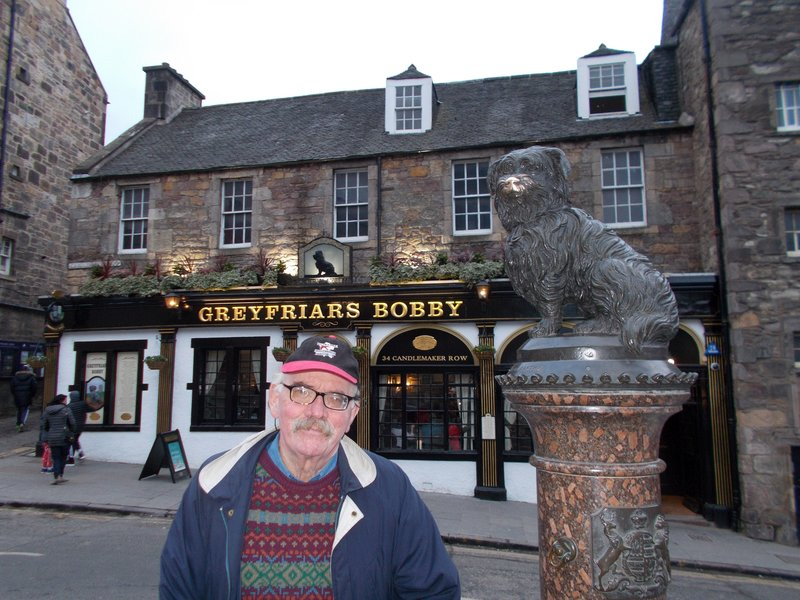 Grefriar's Bobby.