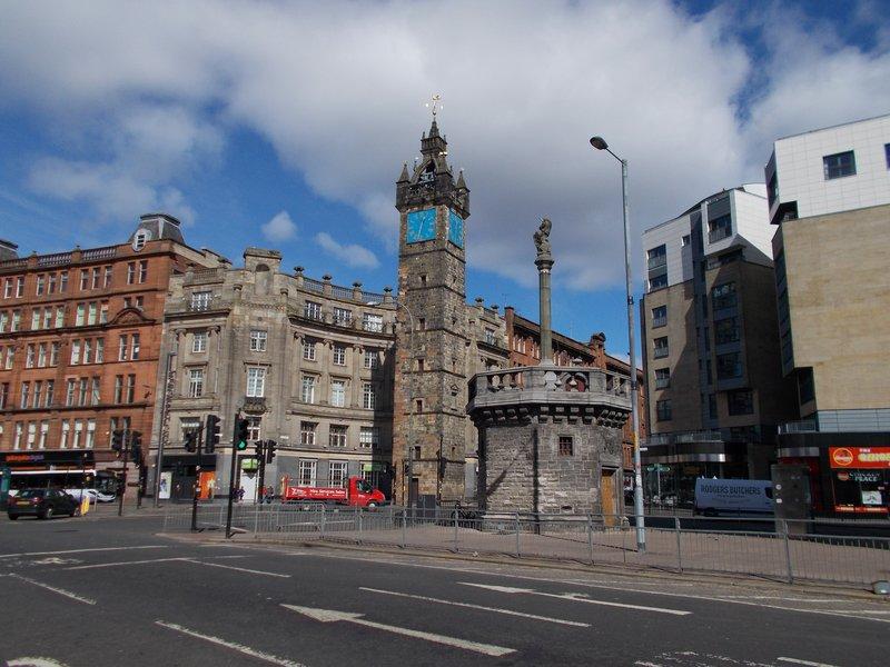 Glasgow Cross.