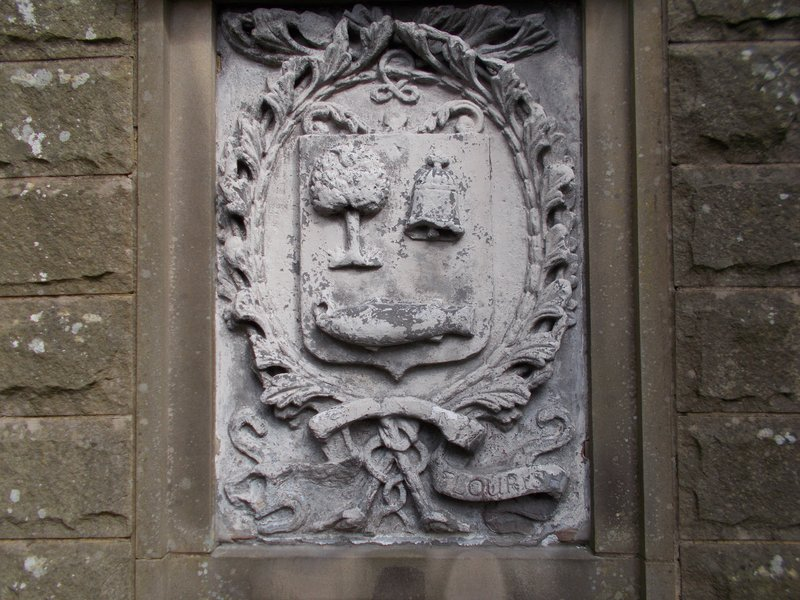The Glasgow Coat of Arms.