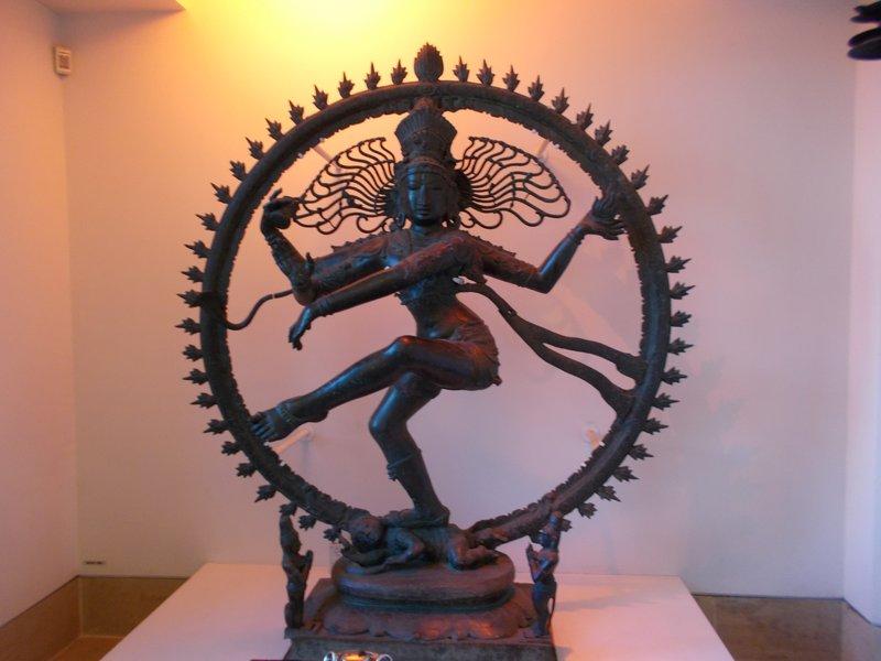 Hindu goddess.