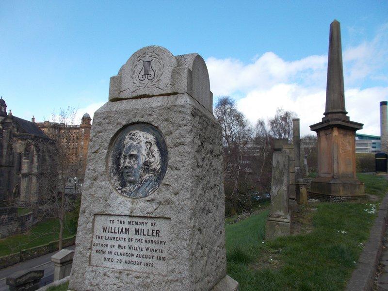 The grave of William Miller.