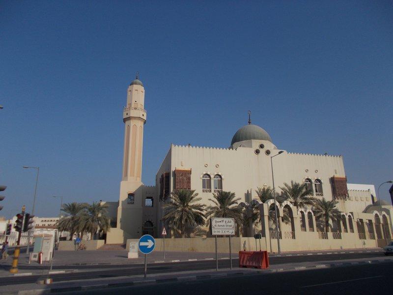 Al Bukhari Mosque.