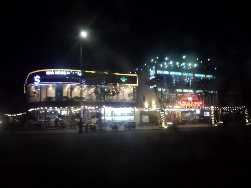 Night Scenery.