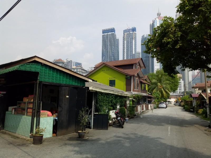 Kampung Bahru.