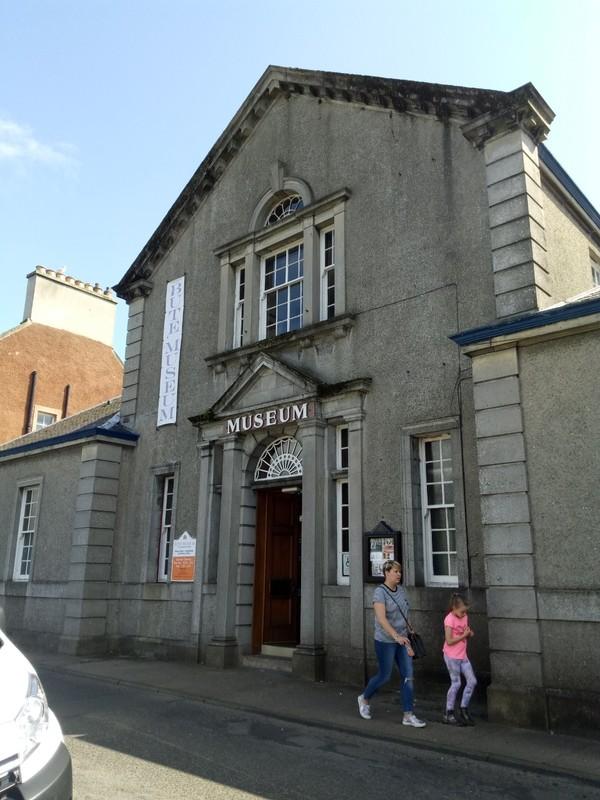 Bute Museum.