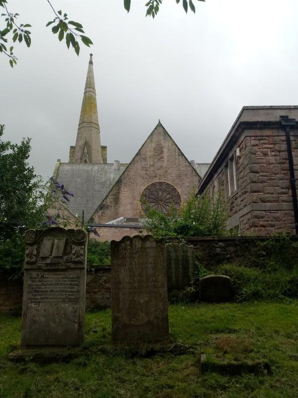St Mary's Church.