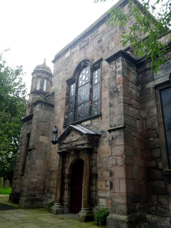 Trinity Chapel.