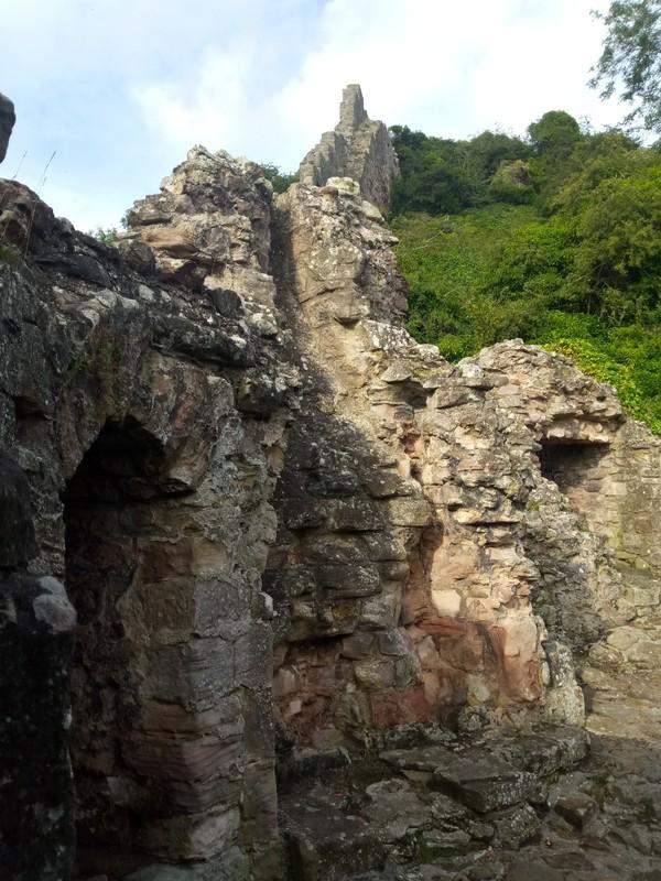 Berwick Castle.