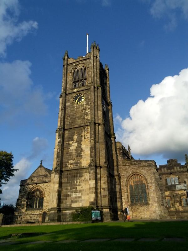 Lancaster Priory.